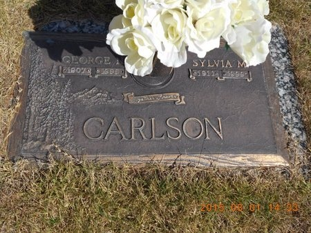 CARLSON, GEORGE N. - Marquette County, Michigan | GEORGE N. CARLSON - Michigan Gravestone Photos
