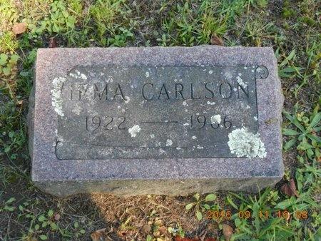 CARLSON, IRMA - Marquette County, Michigan | IRMA CARLSON - Michigan Gravestone Photos