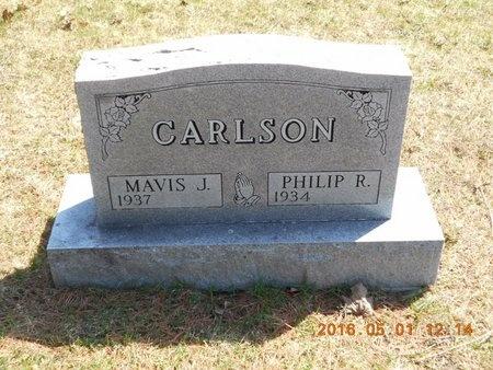 CARLSON, MAVIS J. - Marquette County, Michigan | MAVIS J. CARLSON - Michigan Gravestone Photos