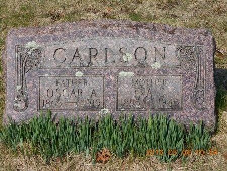 CARLSON, INA S. - Marquette County, Michigan | INA S. CARLSON - Michigan Gravestone Photos