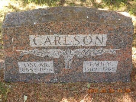 CARLSON, EMILY - Marquette County, Michigan | EMILY CARLSON - Michigan Gravestone Photos
