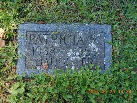 CARLSON, PATRICIA A. - Marquette County, Michigan | PATRICIA A. CARLSON - Michigan Gravestone Photos