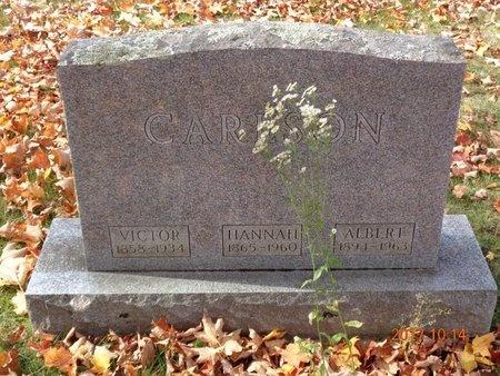 CARLSON, ALBERT - Marquette County, Michigan | ALBERT CARLSON - Michigan Gravestone Photos