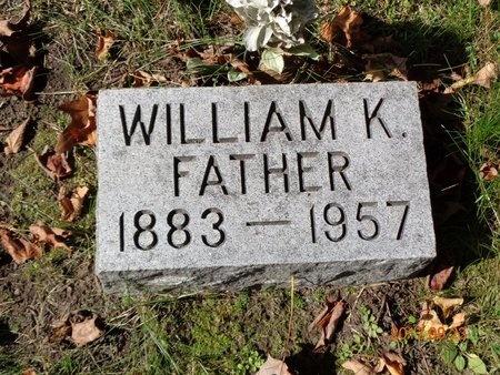 CARLSON, WILLIAM KNUTE - Marquette County, Michigan | WILLIAM KNUTE CARLSON - Michigan Gravestone Photos