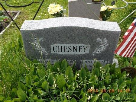 CHESNEY, DOLORES M. - Marquette County, Michigan | DOLORES M. CHESNEY - Michigan Gravestone Photos