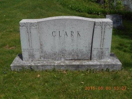 CLARK, FAMILY - Marquette County, Michigan   FAMILY CLARK - Michigan Gravestone Photos