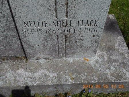 CLARK, NELLIE - Marquette County, Michigan | NELLIE CLARK - Michigan Gravestone Photos