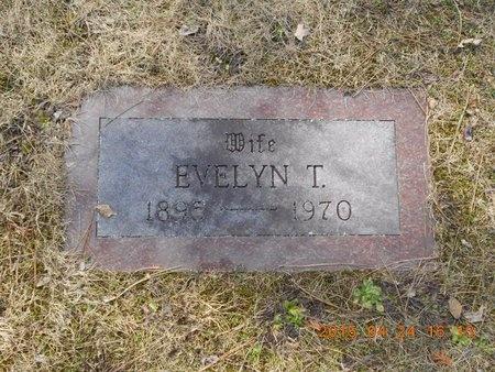 COHODAS, EVELYN T. - Marquette County, Michigan | EVELYN T. COHODAS - Michigan Gravestone Photos