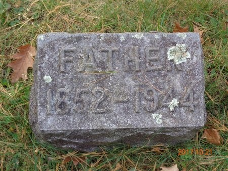 COLES, RICHARD - Marquette County, Michigan | RICHARD COLES - Michigan Gravestone Photos