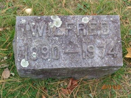 COLES, WILFRED - Marquette County, Michigan | WILFRED COLES - Michigan Gravestone Photos