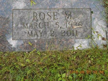 CONSTANCE, ROSE M. - Marquette County, Michigan   ROSE M. CONSTANCE - Michigan Gravestone Photos