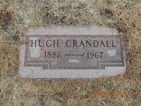CRANDALL, HUGH - Marquette County, Michigan | HUGH CRANDALL - Michigan Gravestone Photos
