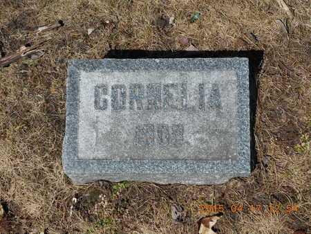 CRARY, CORNELIA - Marquette County, Michigan | CORNELIA CRARY - Michigan Gravestone Photos