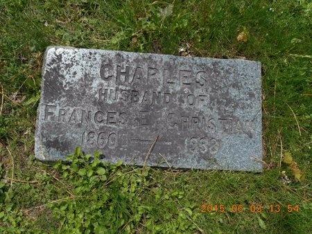 CUMMINGS, CHARLES - Marquette County, Michigan   CHARLES CUMMINGS - Michigan Gravestone Photos