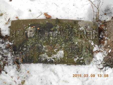 MCARTHUR CURRIE, HENRIETTA - Marquette County, Michigan   HENRIETTA MCARTHUR CURRIE - Michigan Gravestone Photos