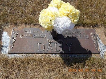 DALLY, WILLIAM H. - Marquette County, Michigan   WILLIAM H. DALLY - Michigan Gravestone Photos