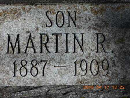 DANIELS, MARTIN R. - Marquette County, Michigan | MARTIN R. DANIELS - Michigan Gravestone Photos
