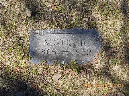 REINERS DEAGON, SADIE - Marquette County, Michigan | SADIE REINERS DEAGON - Michigan Gravestone Photos