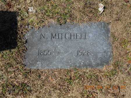 DEHAAS, NATHANIEL MITCHELL - Marquette County, Michigan   NATHANIEL MITCHELL DEHAAS - Michigan Gravestone Photos