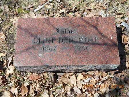 DENSMORE, CLINT - Marquette County, Michigan | CLINT DENSMORE - Michigan Gravestone Photos