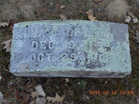 DETTMANN, ANNA C. - Marquette County, Michigan | ANNA C. DETTMANN - Michigan Gravestone Photos