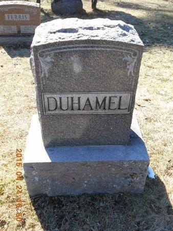 DUHAMEL, FAMILY - Marquette County, Michigan | FAMILY DUHAMEL - Michigan Gravestone Photos