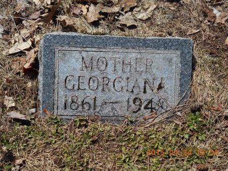 DUHAMEL, GEORGIANA - Marquette County, Michigan   GEORGIANA DUHAMEL - Michigan Gravestone Photos