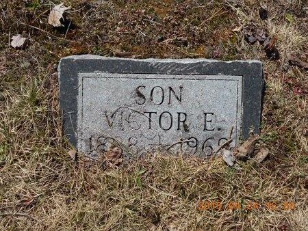 DUHAMEL, VICTOR E. - Marquette County, Michigan   VICTOR E. DUHAMEL - Michigan Gravestone Photos
