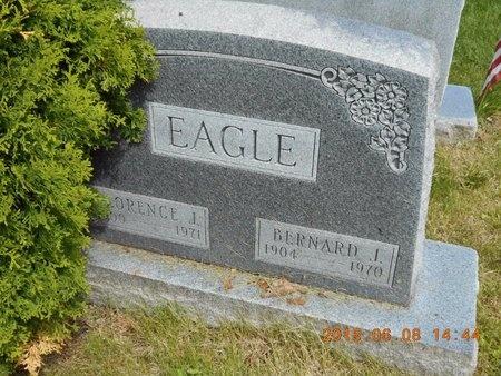 EAGLE, BERNARD J. - Marquette County, Michigan | BERNARD J. EAGLE - Michigan Gravestone Photos