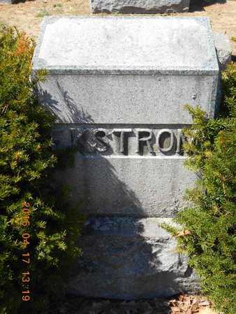 ECKSTROM, FAMILY - Marquette County, Michigan | FAMILY ECKSTROM - Michigan Gravestone Photos