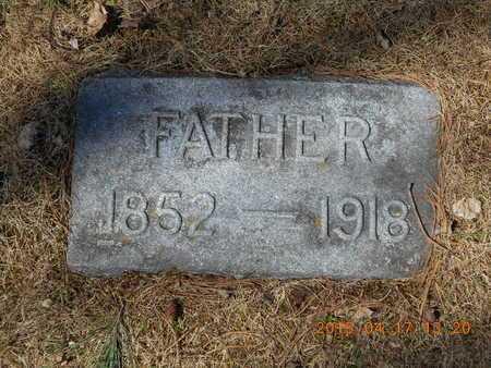 ECKSTROM, JOHN ALFRED - Marquette County, Michigan | JOHN ALFRED ECKSTROM - Michigan Gravestone Photos