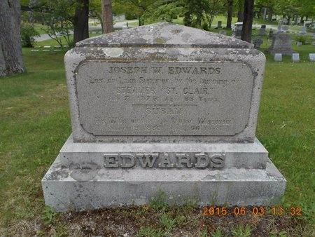 EDWARDS, SUSAN - Marquette County, Michigan | SUSAN EDWARDS - Michigan Gravestone Photos