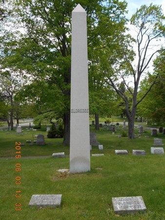 ELDREDGE, FAMILY - Marquette County, Michigan   FAMILY ELDREDGE - Michigan Gravestone Photos