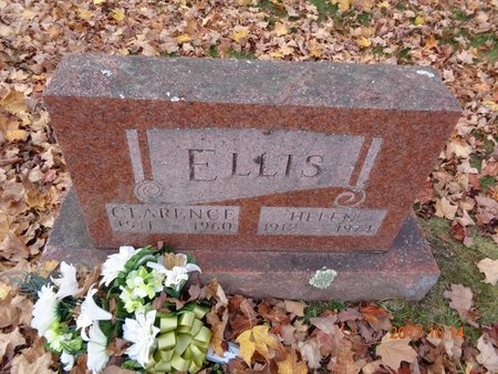 ELLIS, HELEN - Marquette County, Michigan | HELEN ELLIS - Michigan Gravestone Photos