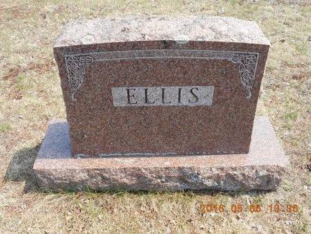 ELLIS, FAMILY - Marquette County, Michigan | FAMILY ELLIS - Michigan Gravestone Photos