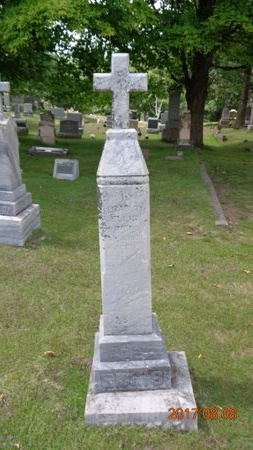ELLIS, FAMILY - Marquette County, Michigan   FAMILY ELLIS - Michigan Gravestone Photos