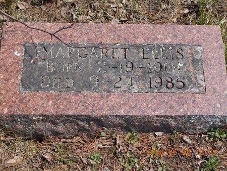 ELLIS, MARGARET - Marquette County, Michigan | MARGARET ELLIS - Michigan Gravestone Photos