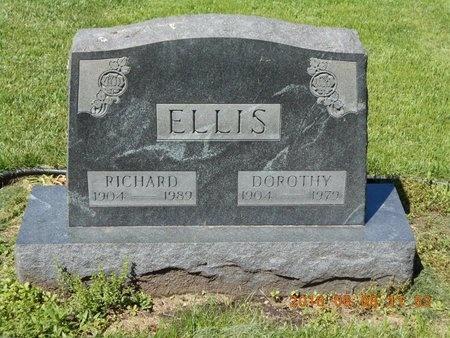 ELLIS, DOROTHY - Marquette County, Michigan | DOROTHY ELLIS - Michigan Gravestone Photos