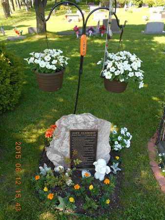 ELMHIRST, JOEY - Marquette County, Michigan   JOEY ELMHIRST - Michigan Gravestone Photos