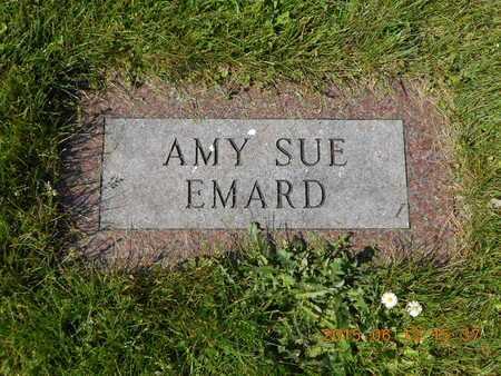 EMARD, AMY SUE - Marquette County, Michigan | AMY SUE EMARD - Michigan Gravestone Photos
