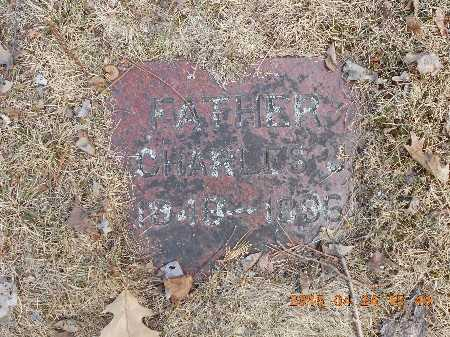 ERICKSON, CHARLES J. - Marquette County, Michigan   CHARLES J. ERICKSON - Michigan Gravestone Photos