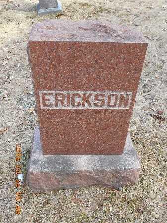 ERICKSON, FAMILY - Marquette County, Michigan | FAMILY ERICKSON - Michigan Gravestone Photos