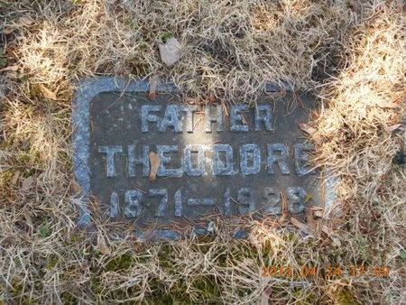 ERICKSON, THEODORE - Marquette County, Michigan | THEODORE ERICKSON - Michigan Gravestone Photos