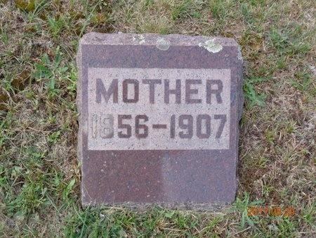 PERSDOTTER FAGERBERG, CAROLINE - Marquette County, Michigan | CAROLINE PERSDOTTER FAGERBERG - Michigan Gravestone Photos