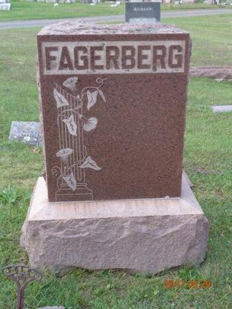 FAGERBERG, FAMILY - Marquette County, Michigan | FAMILY FAGERBERG - Michigan Gravestone Photos