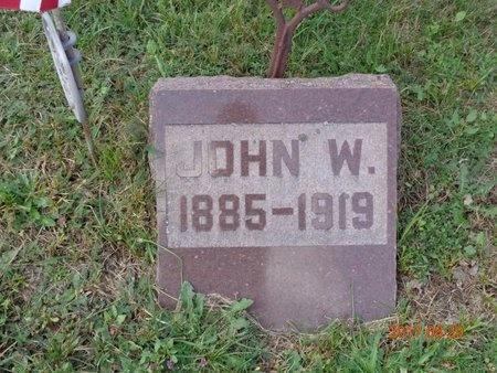 FAGERBERG, JOHN WILLIAM - Marquette County, Michigan   JOHN WILLIAM FAGERBERG - Michigan Gravestone Photos