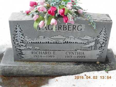 FAGERBERG, CYNTHIA - Marquette County, Michigan | CYNTHIA FAGERBERG - Michigan Gravestone Photos