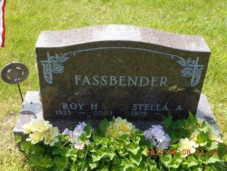 FASSBENDER, STELLA A. - Marquette County, Michigan | STELLA A. FASSBENDER - Michigan Gravestone Photos