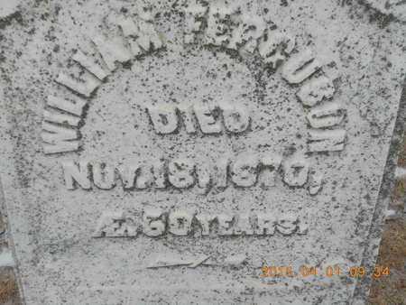 FERGUSON, WILLIAM - Marquette County, Michigan   WILLIAM FERGUSON - Michigan Gravestone Photos