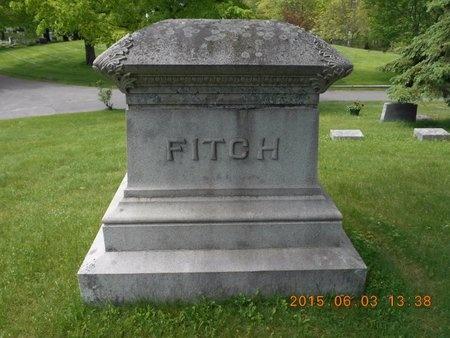 FITCH, FAMILY - Marquette County, Michigan   FAMILY FITCH - Michigan Gravestone Photos